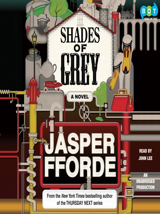 Обложка книги Shades of Grey